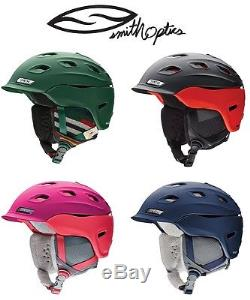 2017 Smith Optics Vantage Snow / Ski Helmet, Brand New! Many Colors & Sizes