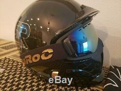 2018 NEW Ruroc RG1-DX Titan Ski and Snowboard Helmet M/L New In Box RECCO