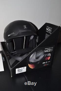 2018 OAKLEY MOD 5 Snow Helmet MATTE BLACK. MEDIUM. OAKLEY MOD5 HELMET