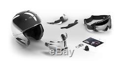2019 RUROC RG1-DX CHROME Helmet Fit XL/XXL 60-64 cm