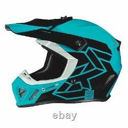 2019 Ski-doo Xp-x Advanced Tec Helmet 4485611474 2x-large 2xl Teal