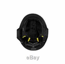 2019 Sweet Protection Trooper II MIPS Snow Helmet Dirt Black M/L 56-59cm