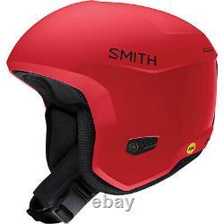 2021 Smith Optics Icon MIPS Lava Snowboard Ski Helmet NEW LARGE