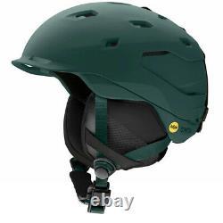 2021 Smith Optics Quantum MIPS Spruce Snowboard Ski Helmet NEW MED 55-59cm
