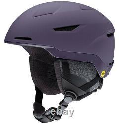 2021 Smith Optics Vida Violet Women's MIPS Ski Snowboard Helmet MED (55-59cm)