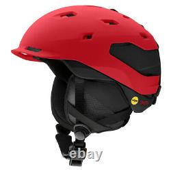 2021 Smith Quantum MIPS Helmet Ski Snowboard Protection NEW QTMIPS21
