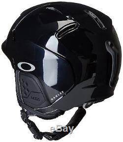 99430-02J New Adult Oakley Mod5 Ski Snow Helmet Polished Black