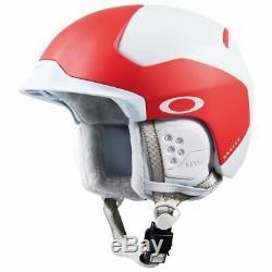 99430-989 Mens Oakley Mod5 Ski Snow Helmet Matte Neon Coral