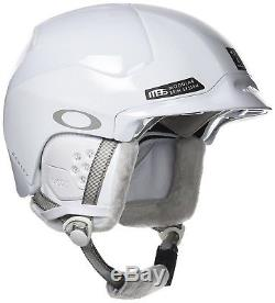 99430MP-11A Adult Oakley Mod 5 MIPS Ski Snow Helmet Polished White