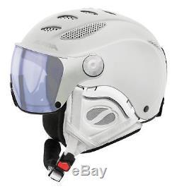 ALPINA Helme JUMP JV VHM II Helm 2018 white matt Helmet Snowboardhelm Skihelm