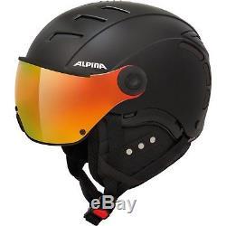 ALPINA Skivisierhelm, Skihelm JUMP 2.0 QVMM Helm Alpina NEU