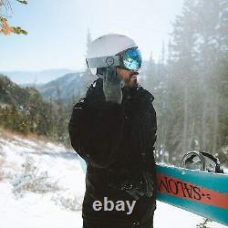 Alta Wireless Bluetooth Helmet Drop in Headphones for Ski/Snowboard Helmet