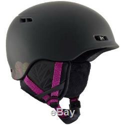Anon Griffon Black Womens 2018 Snowboard Helmet