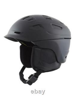 Anon Prime MIPS Ski + Snowboard Helmet Blackout 2021
