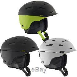 Anon Prime Snowboard Helmet MIPS Ski snowboard-ski-helmet Protection Black NEW
