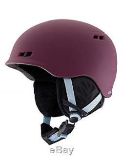 Anon Women's Griffon Helmet, Purple, Medium