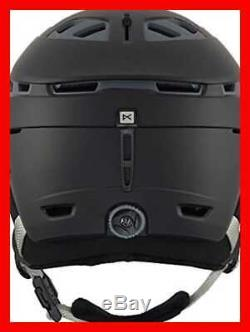 Anon Women's Omega MIPS Helmet BLACK MEDIUM Outdoor Recreation Product