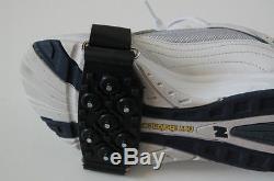 Atanacc Compact/convenient Anti-Slip Ice/ Snow Grabbers for walking-black