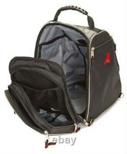 Athalon Adult Heated Ski Snowboard Boot Helmet Bag Backpack 12V Skiing (MED)
