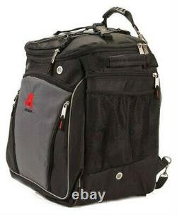 Athalon Adult Heated Ski Snowboard Boot Helmet Bag Backpack 12V Skiing (XLRG)