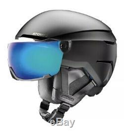 Atomic Savor Amid Visor HD Plus Snow Helmet Large NIB Best One! Austrian