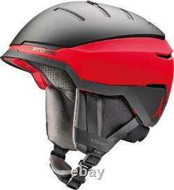 Atomic Savor GT Ski + Snowboard Helmet Red