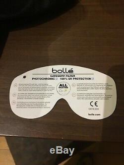 BOLLE Backline Visor premium £150 ladies ski helmet 54-56 1 Photochromic visor