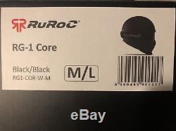 BRAND NEW IN BOX! Ruroc RG1-Core Ski and Snowboard Helmet M/L 2018