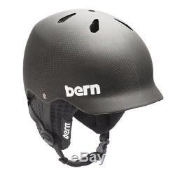 Berns Watt Carbon Eps Helmet - Sizem/l - Brand New