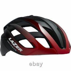 Bike Helmet Lazer Genesis Helmet, Gloss Red/Black, Medium Red Medium