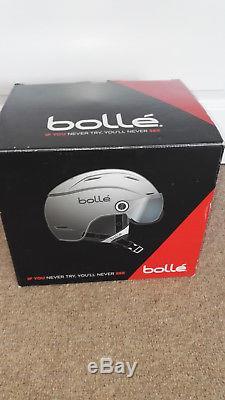 Bnib Bolle Ski Helmets Backiline Visor / Premium