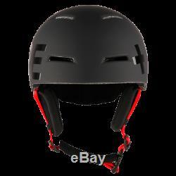 Bogner Fire+Ice Ski-Helm Black
