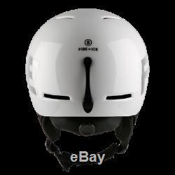 Bogner Fire+Ice Ski-Helm White