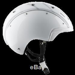 Bogner Ski-Helm Fineline F White Silver Größe L