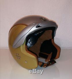 Bogner Ski Helm Skihelm Größe L / XL Aussteller inkl. Helmcase