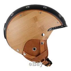 Bogner Skihelm Helmet Bamboo Bambus/Schwarz Gr. L