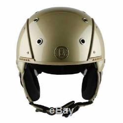 Bogner Skihelm Helmet Pure Champagne Gr. S