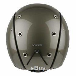 Bogner Skihelm Helmet Pure Sea Grafite Gr. L