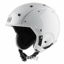 Bogner Skihelm Helmet Pure White Gr. L
