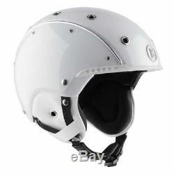 Bogner Skihelm Helmet Pure White Gr. M