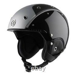 Bogner Skihelm Helmet Vision Black Gr. S 52-56 cm