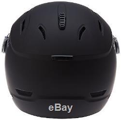 Boll 31251Backline Ski Helmet Black/Silver-56cm