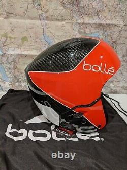 Bollé Medalist Carbon Pro MIPS Ski Race Helmet (L/XL 57-60cm) RRP £380
