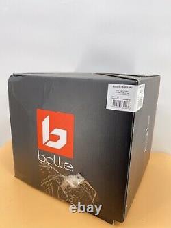 Bolle Medalist Carbon Pro Snowboard Ski Helmet S/M 53-56cm Weight 525+ /-50g