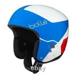 Bolle Medalist Race Skihelm blau