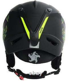 Bolle Sharp Ski Helmet + Bolle Emporor OTG Goggles Combo