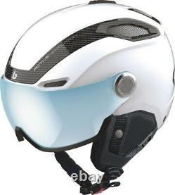 Bolle V-Line Carbon Visier Skihelm (300446)