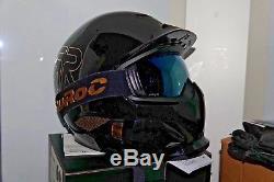 Brand New Ruroc RG1-DX Titan Ski Snowboard Helmet Size M/L Gold