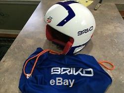 Briko Race US Ski Team Helmet Size Med-Large 58cm