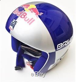Briko Skihelm Vulcano FIS 6.8 RB LVF Red Bull 58